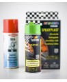 MoTiP Dupli - Płynna guma w sprayu 2x 400ml + zmywacz Nicro