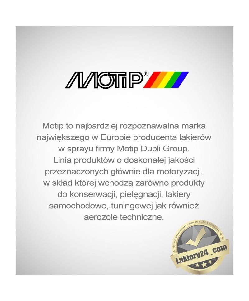 Motip - Bezbarwny lakier akrylowy wysoki połysk spray 500 ml