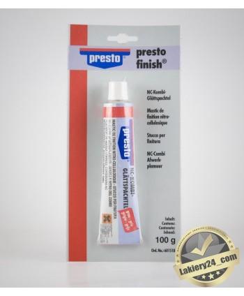 Motip Presto - szpachla szpachlówka wykończeniowa nitro combi 100g