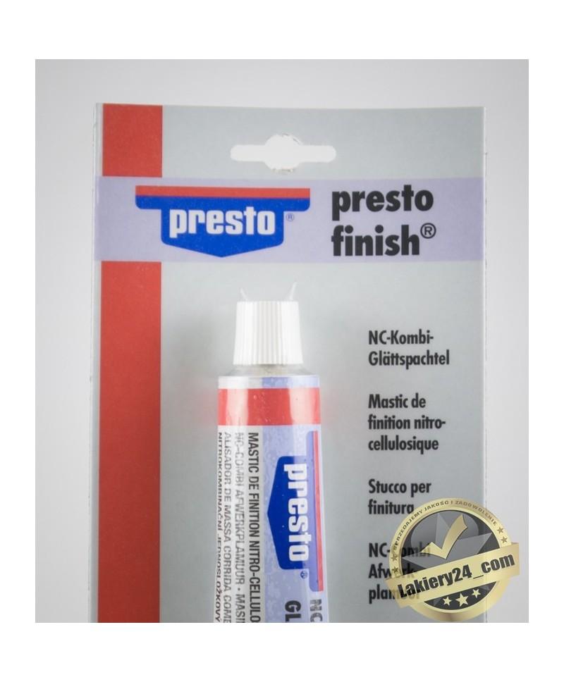 Motip Presto - jednoskładnikowa szpachlówka wykończeniowa nitro combi 100g