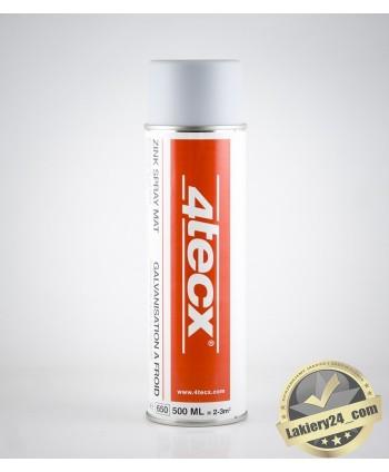4tecx - przemysłowy cynk w sprayu 500 ml