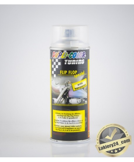 Motip Dupli Tuning - Bezbarwny lakier ochronny Arctic Transparent 400 ml