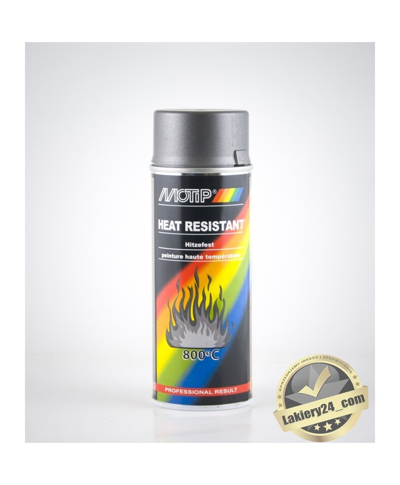 Motip spray lakier żaroodporny 800 st.C