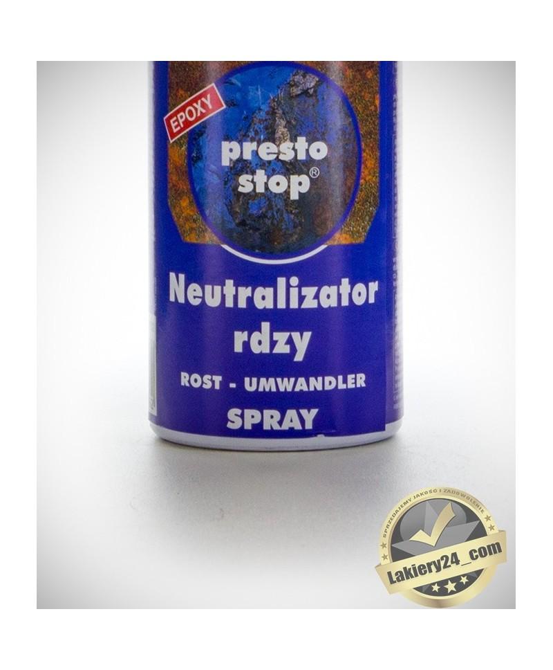 Motip Presto odrdzewiacz neutralizator rdzy w sprayu 150 ml