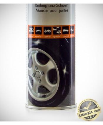 Pianka, środek do czyszczenia i konserwacji opon - spray 500 ml