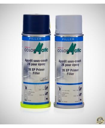 Epoksydowy podkład wypełniający z utwardzaczem - spray ColorMatic 200ml