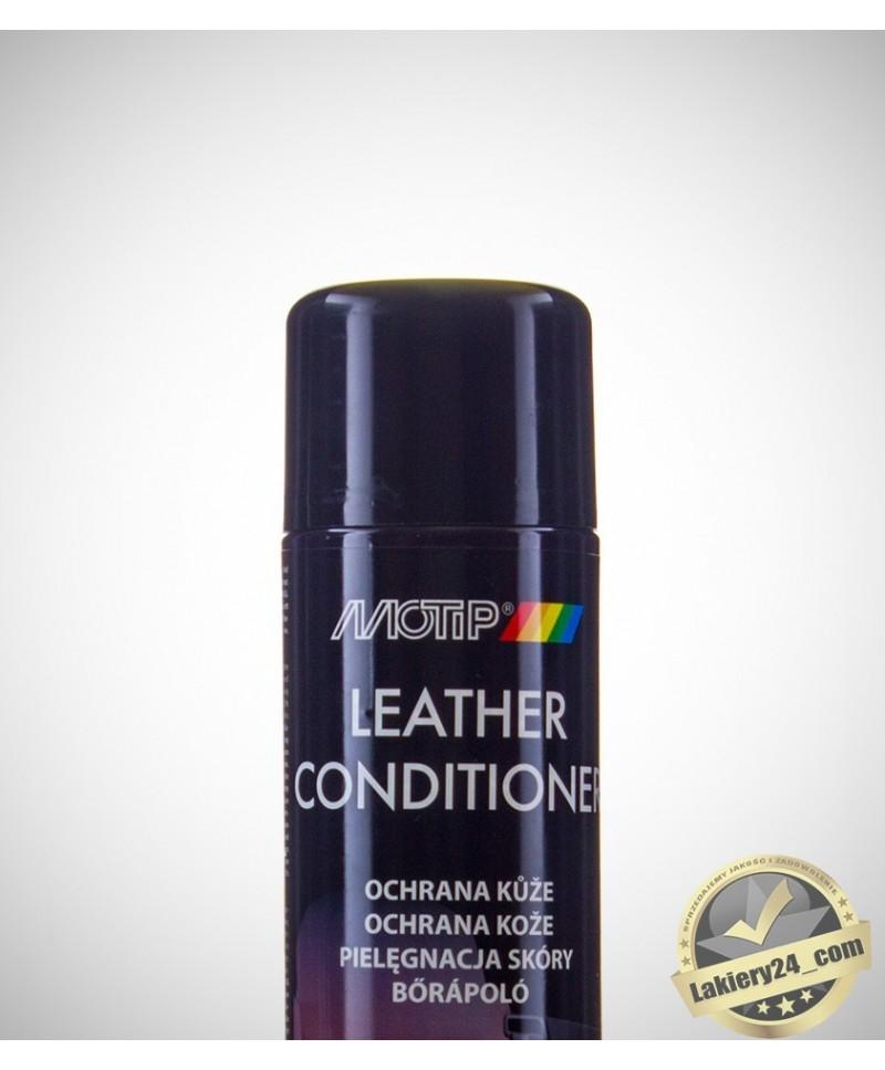 Środek do czyszczenia, pielegnacji i konserwacji skóry - Motip spray 600ml
