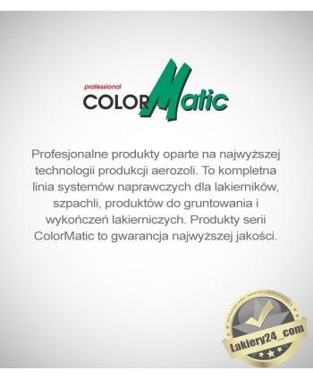 Matowy Lakier bezbarwny z utwardzaczem (2k) - ColorMatic spray 200ml