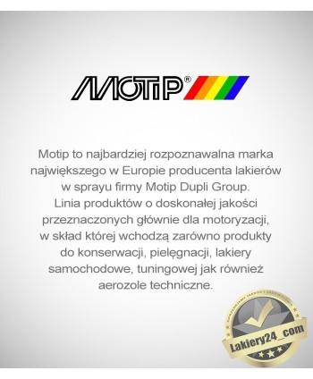 Motip - Bezbarwny matowy lakier akrylowy spray 400 ml