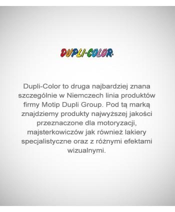 Polecamy ! - Lakier biały połysk akryl spray 600 ml - Dupli-Color