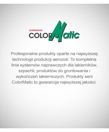 Profesjonalna struktura na naprawy plastików ColorMatic 400 ml