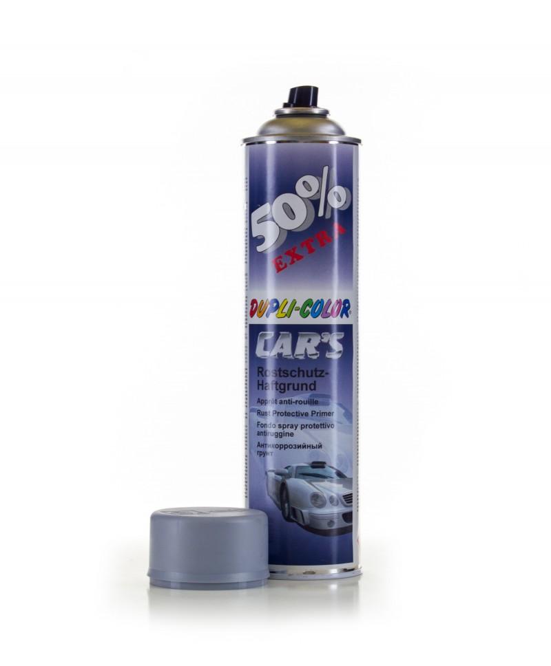 Lakier szary podkład akrylowy Motip Dupli 600 ml