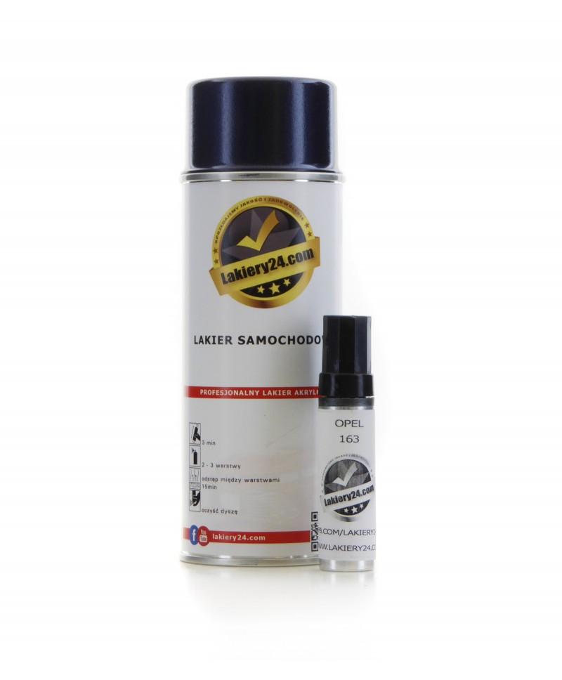 Zestaw 2w1 zaprawkowy lakier samochodowy w sztyfcie 12ml + spray 400ml - PROMOCJA
