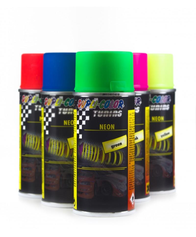 Lakier fluorescencyjny w sprayu Motip 150 ml