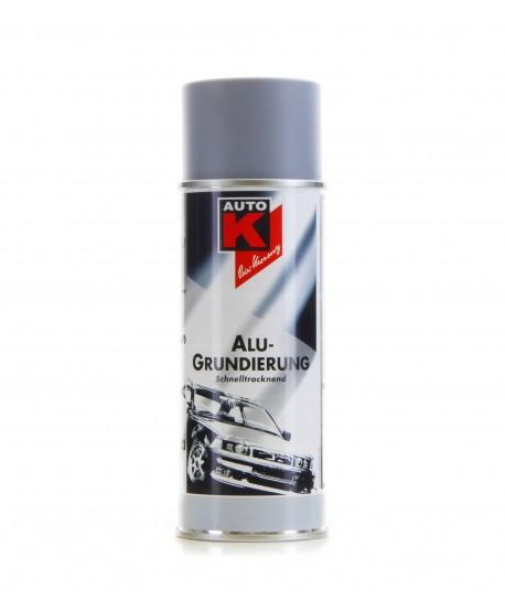 Profesjonalny podkład do aluminium, felg aluminiowych - Auto-K spray 400 ml