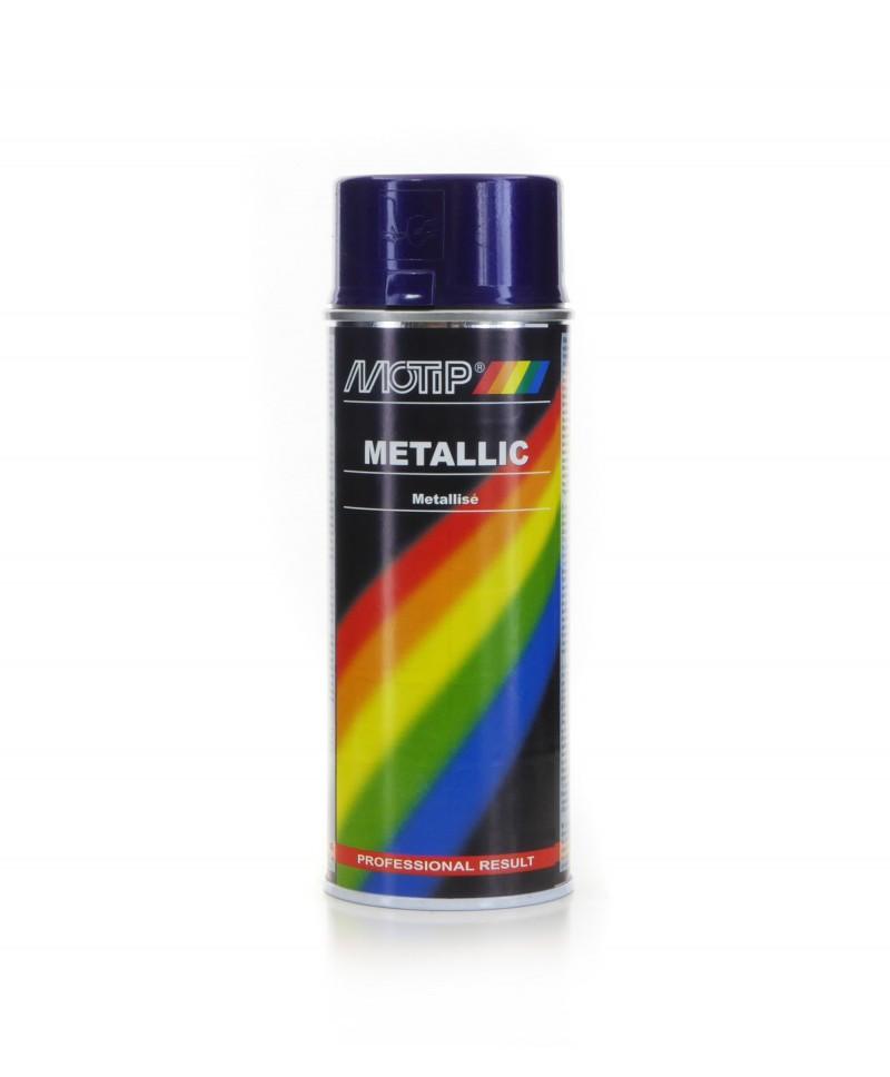 Motip - Lakier metaliczny metalik spray 400 ml - 8 kolorów