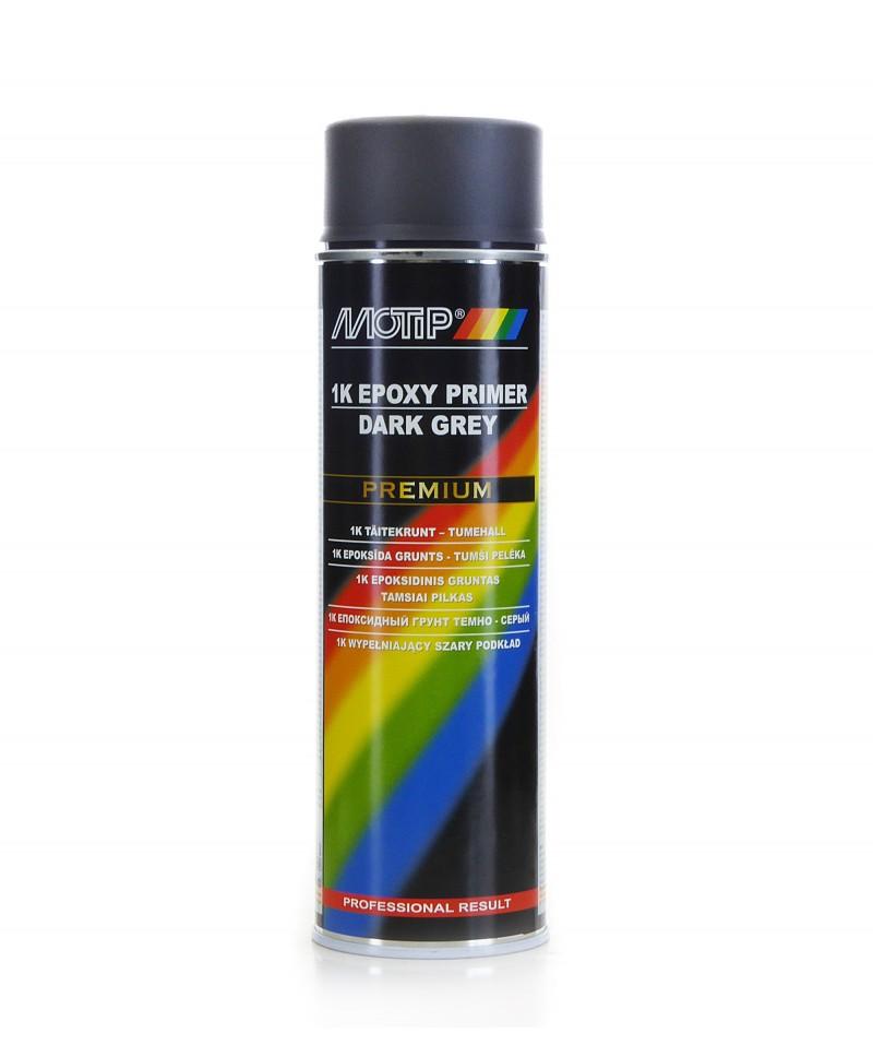 Profesjonalny podkład epoksydowy Motip Premium 1K - spray 500 ml
