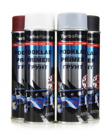 Znakomity podkład akrylowy Moto-K spray 500 ml