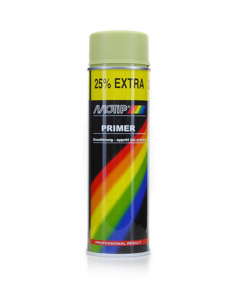 Lakier podkład akrylowy Motip spray 500 ml