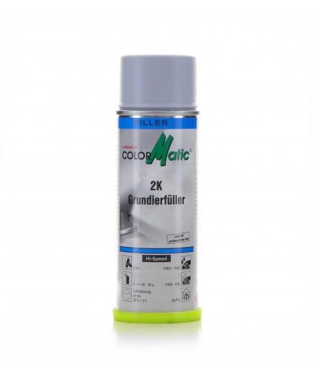 2w1 - Profesjonalny podkład wypełniający i gruntujący + utwardzacz (2k) - 200 ml