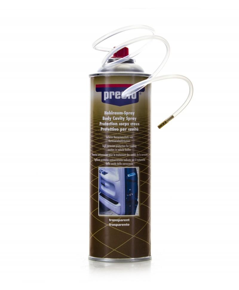 Motip Presto - środek do konserwacji profili zamkniętych 500 ml