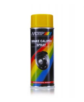 Motip - Profesjonalny lakier do zacisków bębnów hamulcowych spray 400 ml