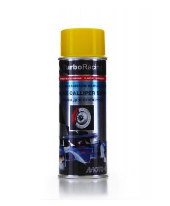 Moto-K - Żółty lakier do zacisków bębnów hamulcowych 400 ml