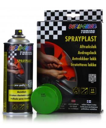 MoTiP Dupli - Zielona guma w sprayu 2x 400 ml