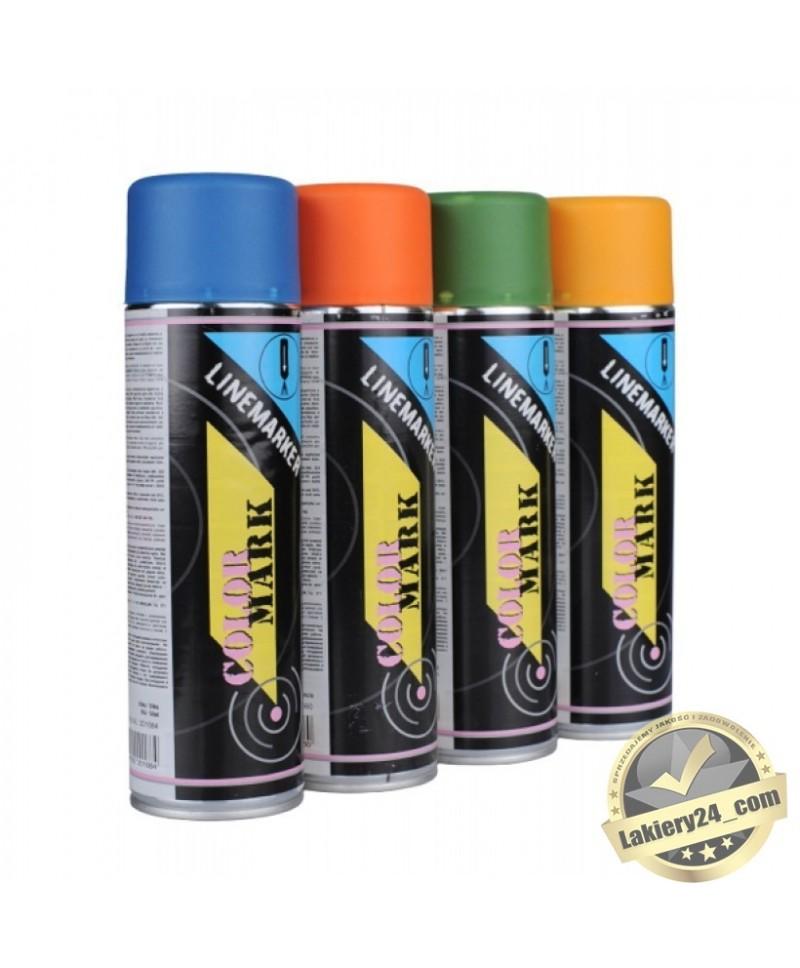Motip Lakier do znakowania liniowego ColorMark 500 ml