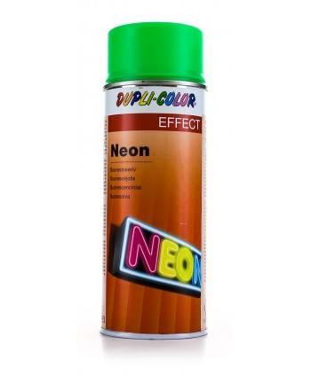 DUPLI COLOR - Zielony lakier fluor 400 ML