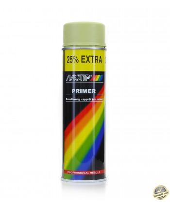 Motip - Żółty lakier podkład akrylowy spray 500 ml