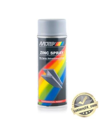MOTIP - Cynk w aerozolu 400 ml