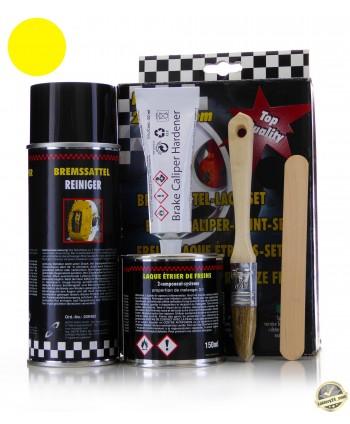 Motip - Żółta farba do malowania zacisków hamulcowych,...