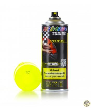 MoTiP Dupli - Żółty fluor Guma w sprayu 400 ml