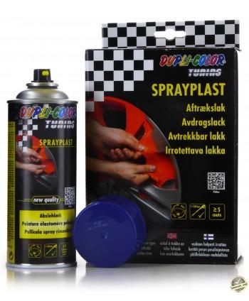 MoTiP Dupli - Niebieska guma w sprayu 2x 400 ml