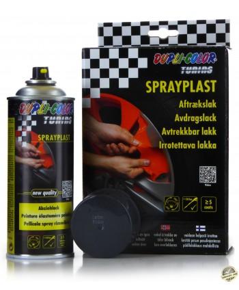 MoTiP Dupli - Carbon guma w sprayu 2x 400 ml