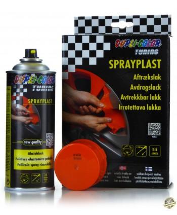 MoTiP Dupli - Pomarańczowa guma w sprayu 2x 400 ml