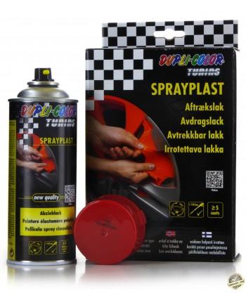 MoTiP Dupli - Czerwona guma w sprayu 2x 400 ml