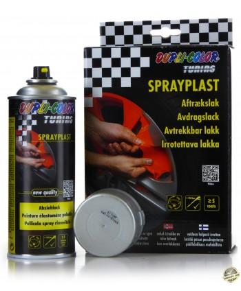 MoTiP Dupli - Srebrna guma w sprayu 2x 400 ml