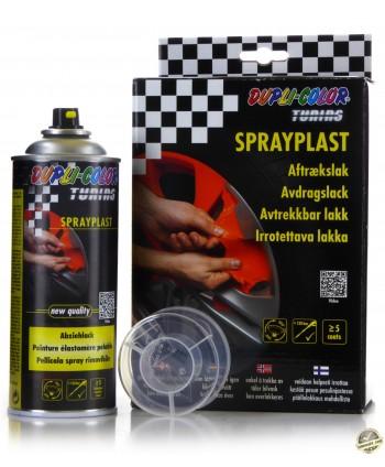MoTiP Dupli - Bezbarwna guma w sprayu 2x 400 ml