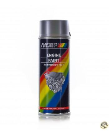 Motip - Srebrna farba do malowania silnika 400 ml