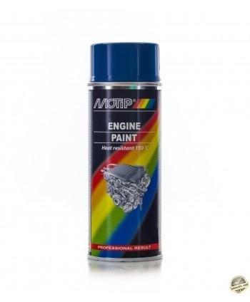 Motip - Niebieska farba do malowania silnika 400 ml