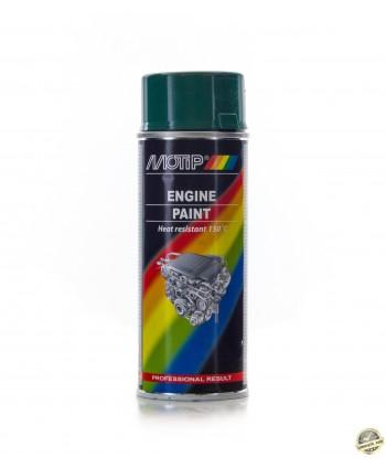 Motip - Zielona farba do malowania silnika 400 ml