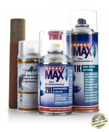 Spraymax Motip - Profesjonalny zestaw do renowacji i...