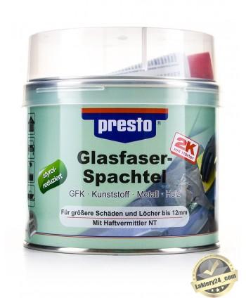 Presto - szpachla szpachlówka z włóknem szklanym 1kg
