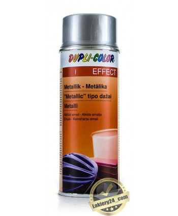 Dupli Color - Srebrny lakier metaliczny metalik spray 400 ml