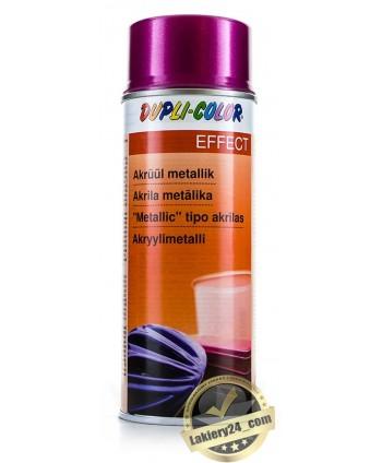 Dupli Color - Różowy lakier metaliczny metalik spray 400 ml