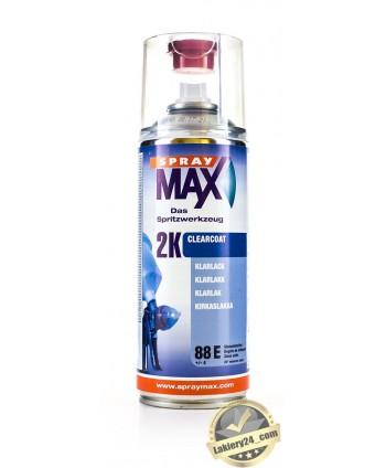 Spraymax - Połysk lakier bezbarwny z utwardzaczem (2k) 200ml