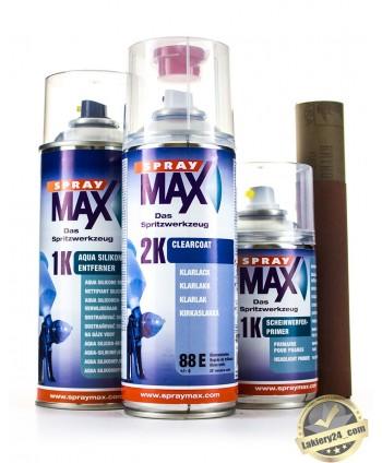 Spraymax - Duży zestaw do renowacji i polerowania lamp,...